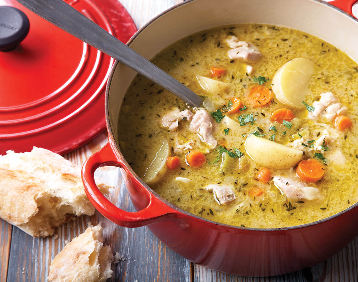 Hearty Chicken Stew Recipe | Our State