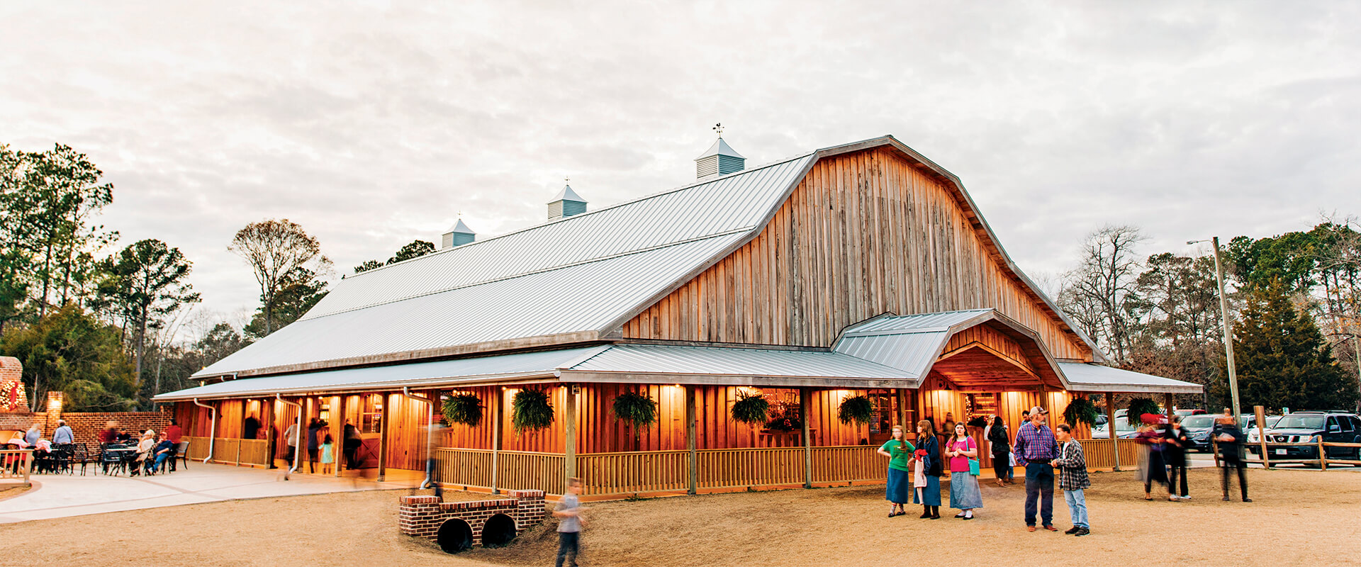 Christmas On The Farm In Onslow County Our State