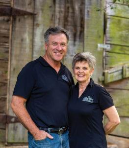 Sam & Debbie Stebbins.